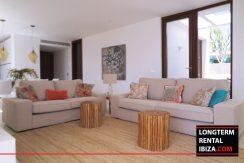 long term rental Ibiza Villa summer style -8