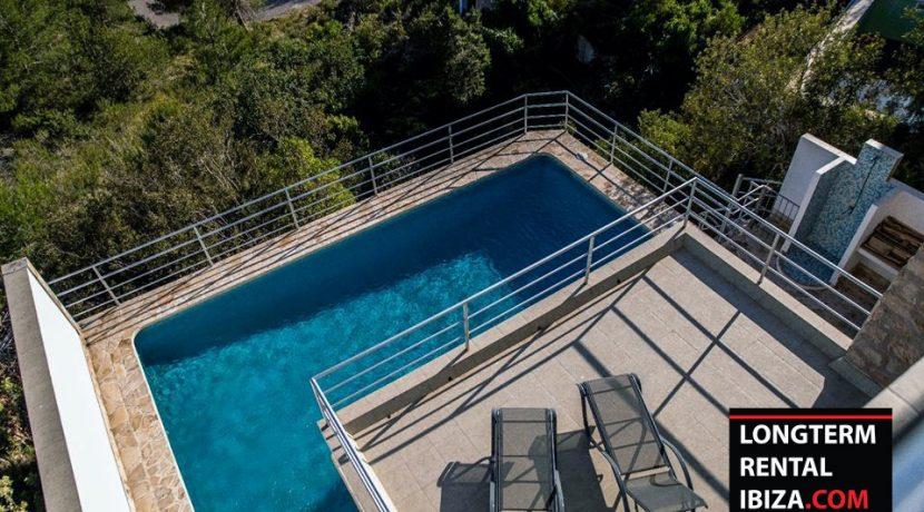 Long term rental Ibiza Villa Caribbean 1