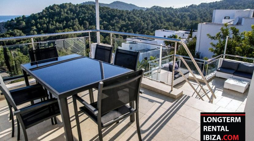 Long term rental Ibiza Villa Caribbean 10