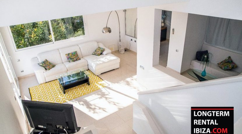 Long term rental Ibiza Villa Caribbean 5