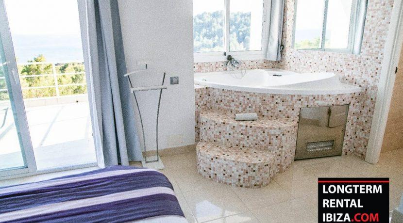 Long term rental Ibiza Villa Caribbean 7