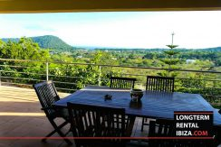 Long term rental Ibiza Villa Peralta 1