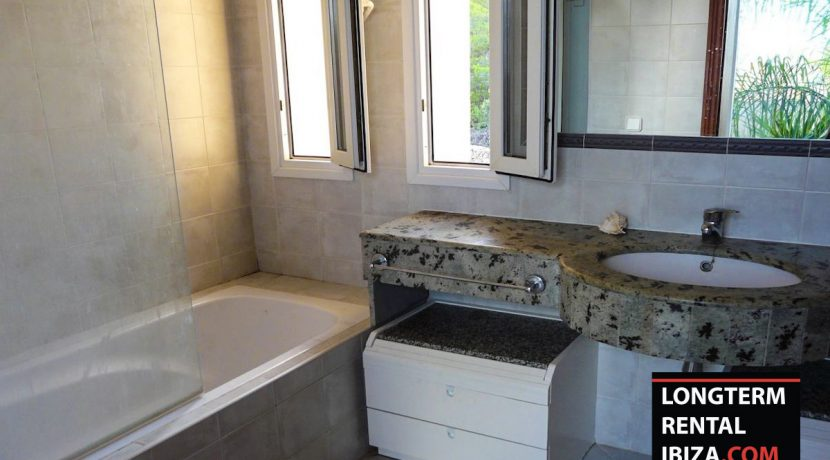 Long term rental Ibiza Villa Peralta 14