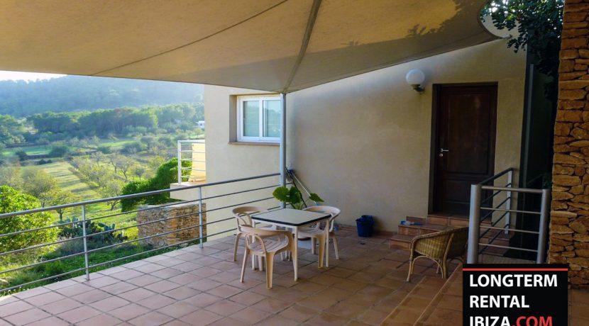 Long term rental Ibiza Villa Peralta 3