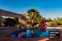 Long term rental Ibiza Villa Peralta 7