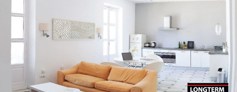 Long term rental ibiza apartment Vara de Rey,
