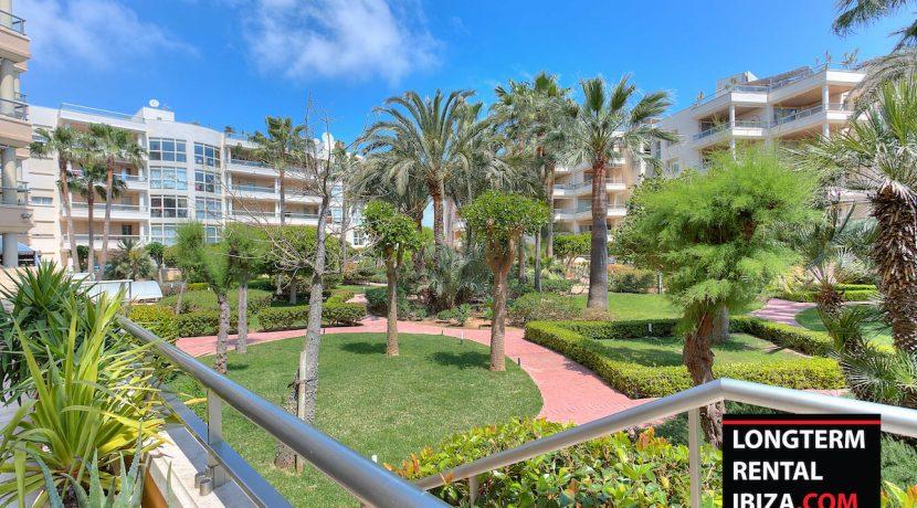 Long term rental ibiza Apartment Bossa Beach