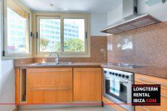 Long term rental ibiza Apartment Bossa Beach 10