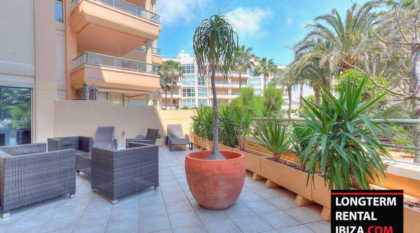 Long term rental ibiza Apartment Bossa Beach 11