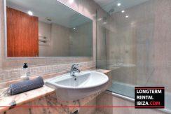 Long term rental ibiza Apartment Bossa Beach 14