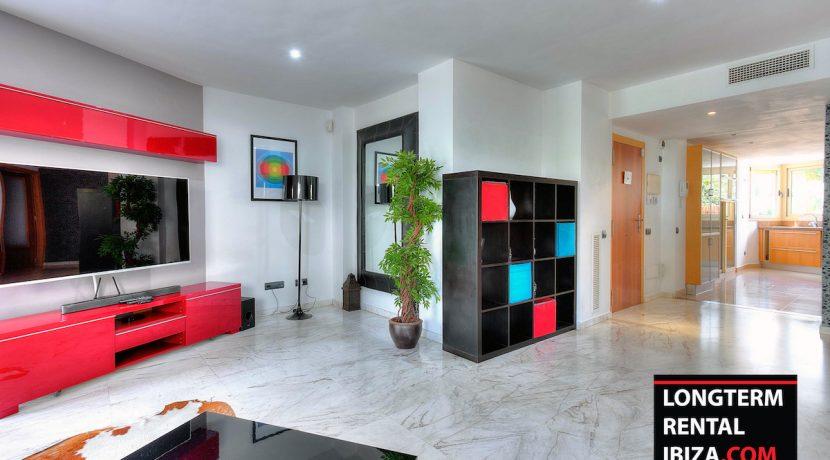 Long term rental ibiza Apartment Bossa Beach 16