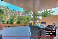 Long term rental ibiza Apartment Bossa Beach 17