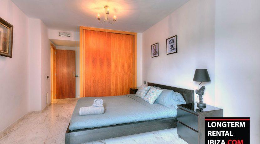Long term rental ibiza Apartment Bossa Beach 18