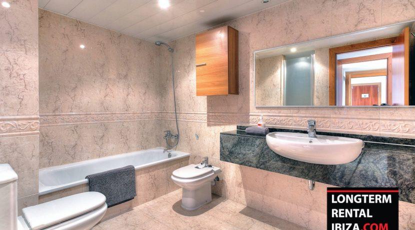 Long term rental ibiza Apartment Bossa Beach 20