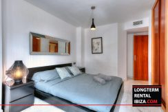 Long term rental ibiza Apartment Bossa Beach 22