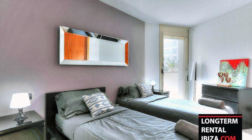 Long term rental ibiza Apartment Bossa Beach 23