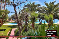 Long term rental ibiza Apartment Bossa Beach 27