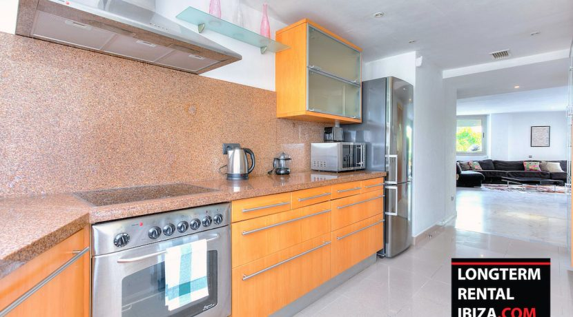 Long term rental ibiza Apartment Bossa Beach 5