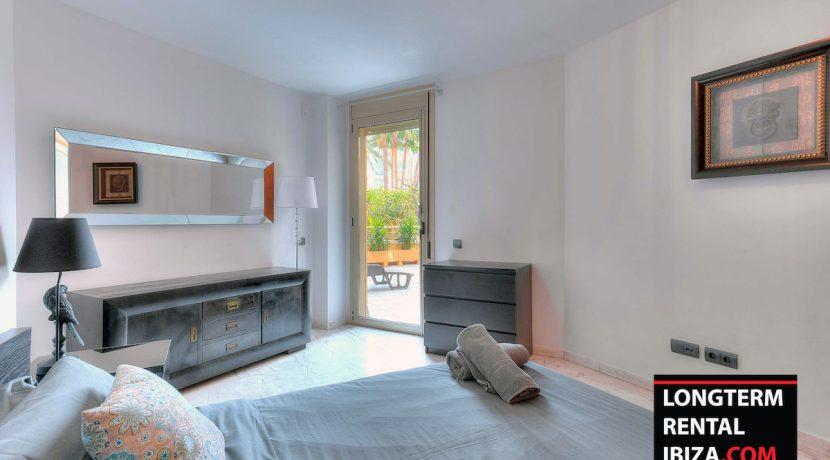 Long term rental ibiza Apartment Bossa Beach 7