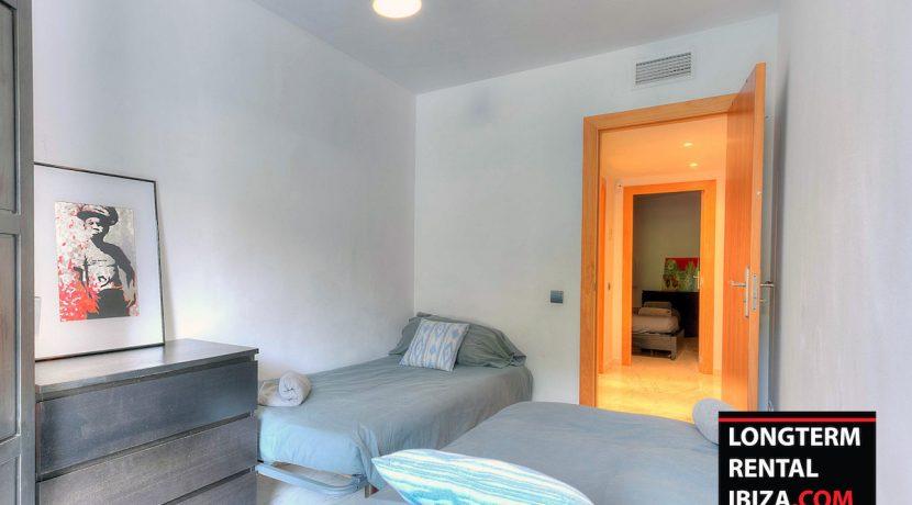 Long term rental ibiza Apartment Bossa Beach 8