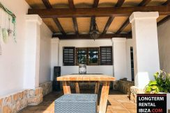 Long term rental Ibiza Villa Marian 4