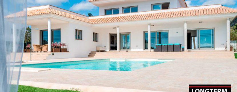 Long term rental Villa Jordina