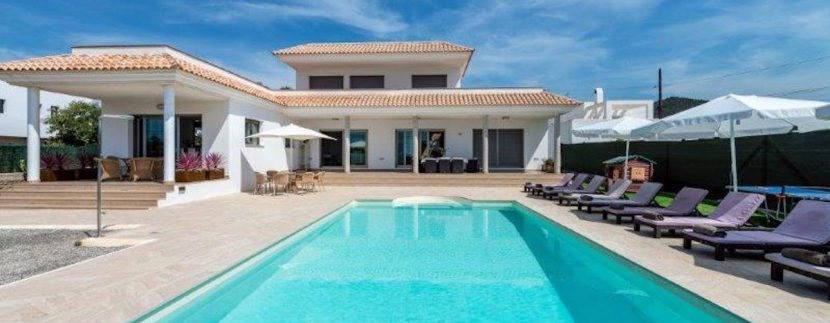 Long term rental Villa Jordina