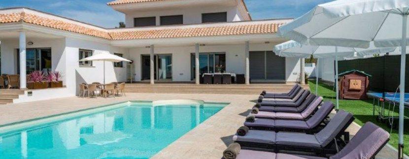 Long term rental Villa Jordina 2