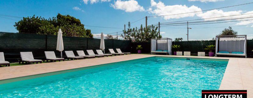 Long term rental Villa Jordina 4