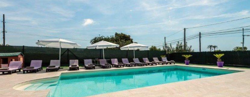 Long term rental Villa Jordina 5
