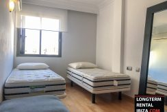 long term rental Atico Angel