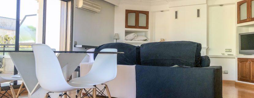 long term rental Atico Angel