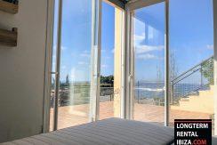 long term rental ibiza Casa Vadella