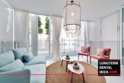Long term rental Ibiza Patio Blanco with garden 1