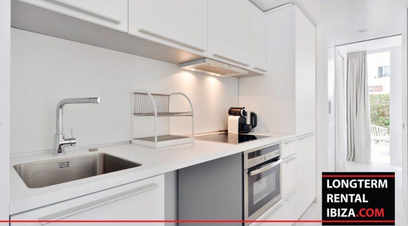 Long term rental Ibiza Patio Blanco with garden 10