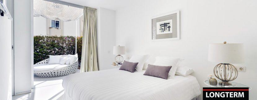 Long term rental Ibiza Patio Blanco with garden 11