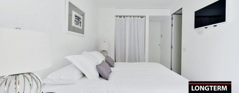 Long term rental Ibiza Patio Blanco with garden 12