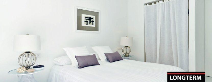 Long term rental Ibiza Patio Blanco with garden 13