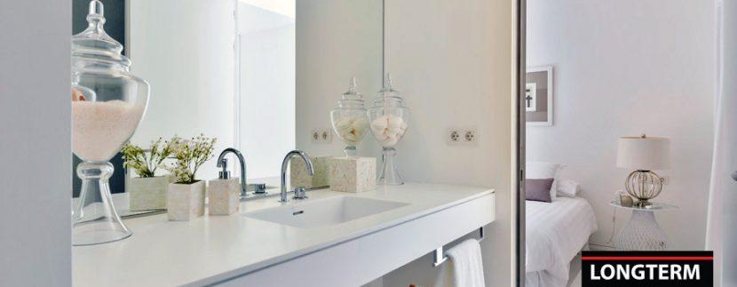 Long term rental Ibiza Patio Blanco with garden 14