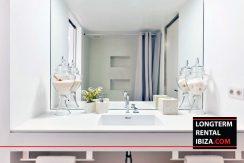 Long term rental Ibiza Patio Blanco with garden 15