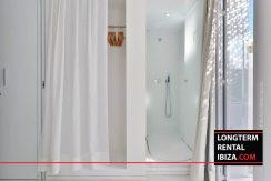 Long term rental Ibiza Patio Blanco with garden 16