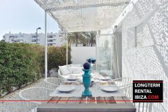 Long term rental Ibiza Patio Blanco with garden 19