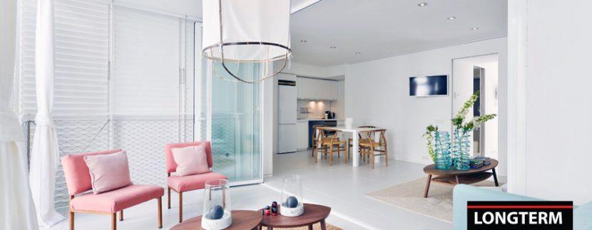 Long term rental Ibiza Patio Blanco with garden 2