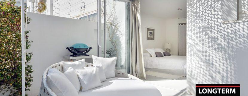 Long term rental Ibiza Patio Blanco with garden 20