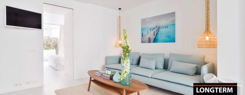 Long term rental Ibiza Patio Blanco with garden 3