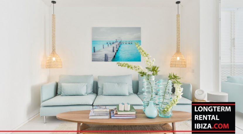 Long term rental Ibiza Patio Blanco with garden 5