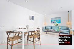 Long term rental Ibiza Patio Blanco with garden 6