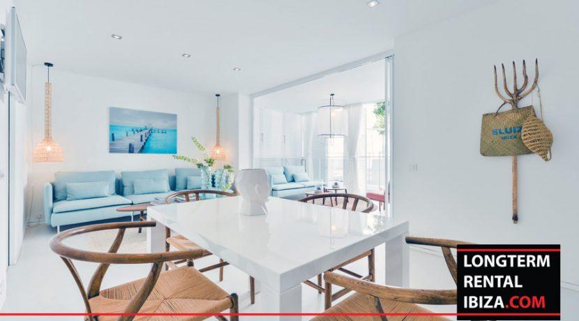 Long term rental Ibiza Patio Blanco with garden 7