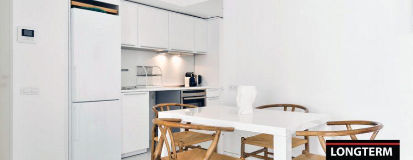 Long term rental Ibiza Patio Blanco with garden 8