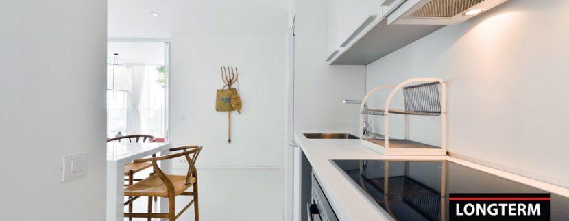 Long term rental Ibiza Patio Blanco with garden 9